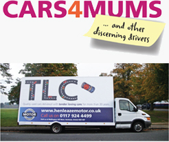 cars for mums